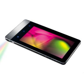 Aiptek ProjectorPad P70 Android Tablet with DLP pico projector