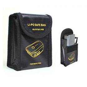 DJI Mavic Lipo Safe Bag (DeepRC)