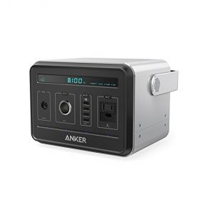 Anker PowerHouse, Compact 400Wh / 120,000mAh Portable Outlet