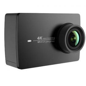 Xiaomi Yi II International Version WiFi 4K Sports Action Camera 155 Degrees Wide Angle - Black