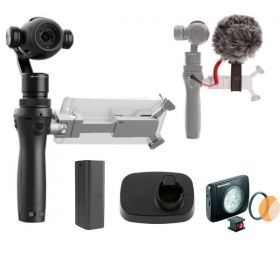 DJI Osmo Plus On D' Spot Bundle