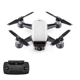 DJI Spark Alpine white with Remote Controller combo