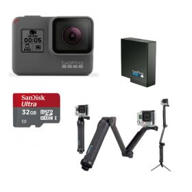 GoPro Hero 5 Black Selfie Bundle