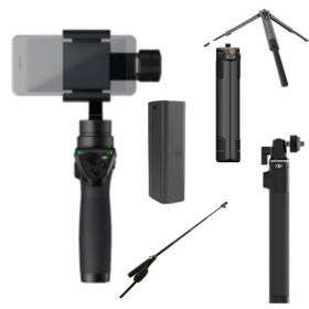 Dji Osmo Mobile Black GO Bundle