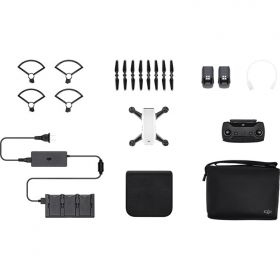 DJI Spark Fly More Combo ( ALPINE WHITE)