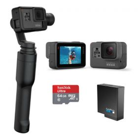 GoPro Hero 6 Black Movie Maker Bundle