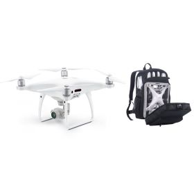 DJI Phantom 4 Pro with W/ Free Backpack