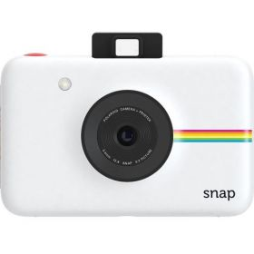 Polaroid Snap Instant Digital Camera, White