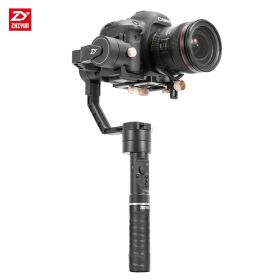 Zhiyun Crane Plus 3-Axis Handheld Gimbal Stabilizer for Mirrorless DSLR Camera Support 2.5KG POV Mode
