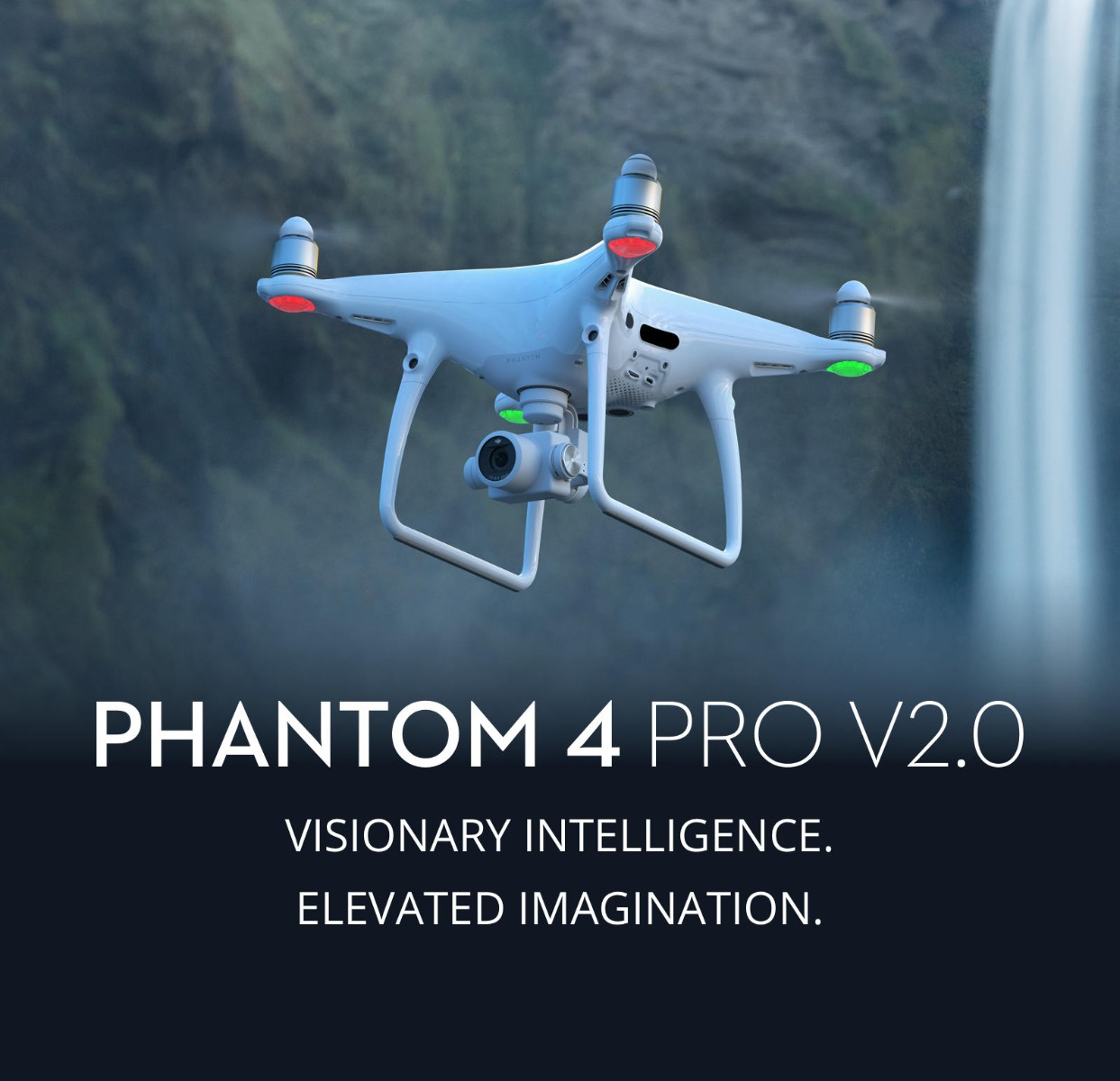 Dji Phantom 4 Pro V20 Dubai Uae Abu Dhabi Sharjah Oman Rodeo Bundling 5 S Plus Its Flightautonomy System Includes Dual Rear Vision Sensors And Infrared Sensing Systems For A Total Of Directions Obstacle